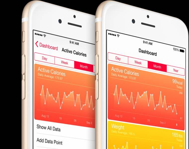 Healthkit App Salute Di Apple Novita Dedicata Alla Salute